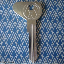 71-79 (R) Profile VW Bus Key Blanks VW Logo $15.00 EA