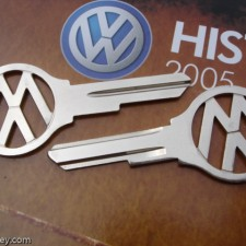 54-66 SG Profile VW Logo Key Blanks $15.00 EA