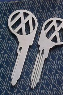 VW Volkswagen Klappschlüssel Funkschlüssel 3 Tasten Schlüsselgehäuse 5G0