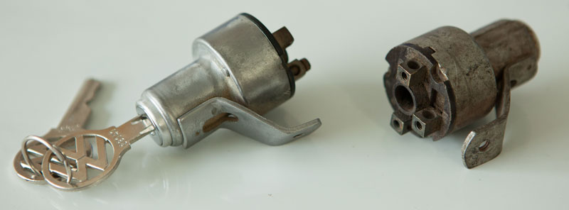OG German Type 1 VW Bug Ignition Switches